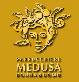 Salon Medusa Logo